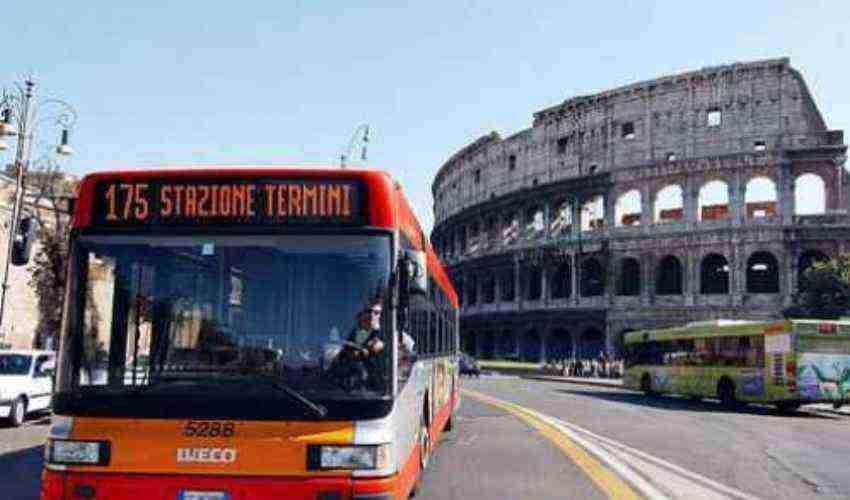 Perché non passano gli autobus a Roma? Cosa fa il Sindaco Marino?
