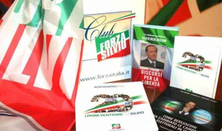 Forza Silvio: i club dal partito Forza Italia di Berlusconi da Brescia