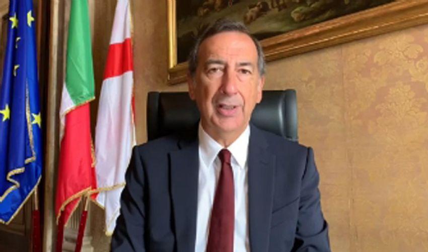 """Milano 2021, Sala si ricandida a sindaco: """"Voglio impegnarmi ancora"""""""