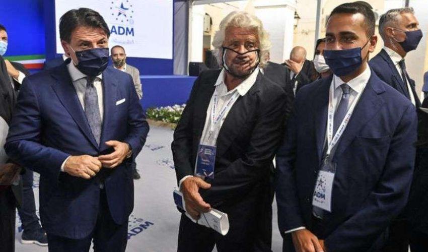 Oggi pomeriggio conferenza stampa di Conte a Roma: il M5S a un bivio