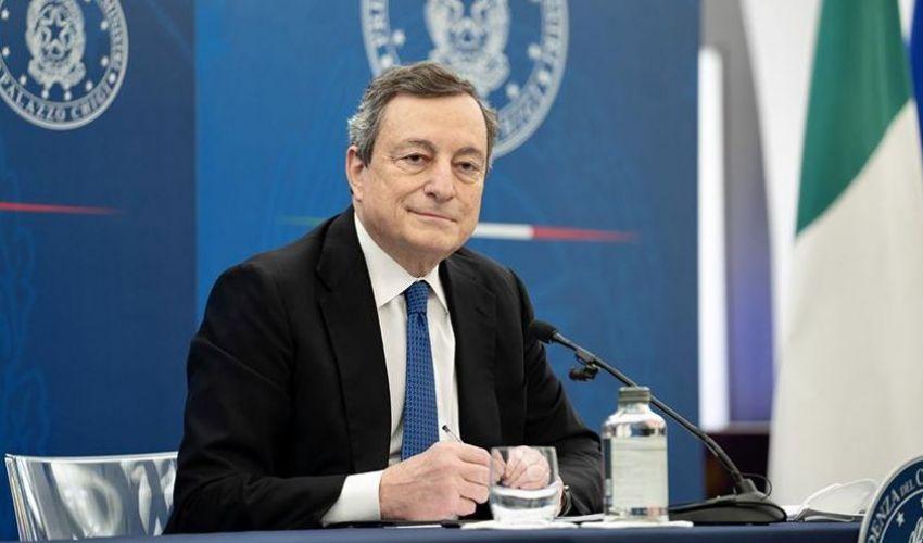 Conferenza stampa Draghi oggi: Green Pass obbligatorio dal 6 agosto