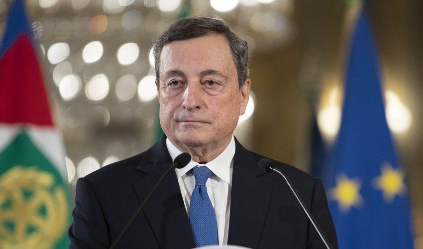 Consultazioni Draghi Al Via Oggi Pomeriggio Calendario Orario Diretta