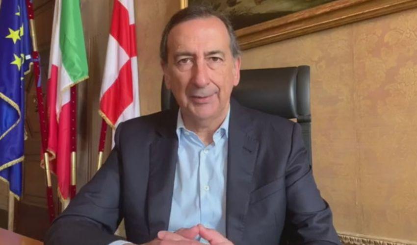 Coronavirus Milano ultime notizie, Beppe Sala «Milano deve resistere»