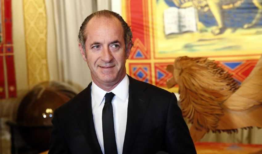 Coronavirus Veneto ultime notizie: Luca Zaia picco il 15 aprile
