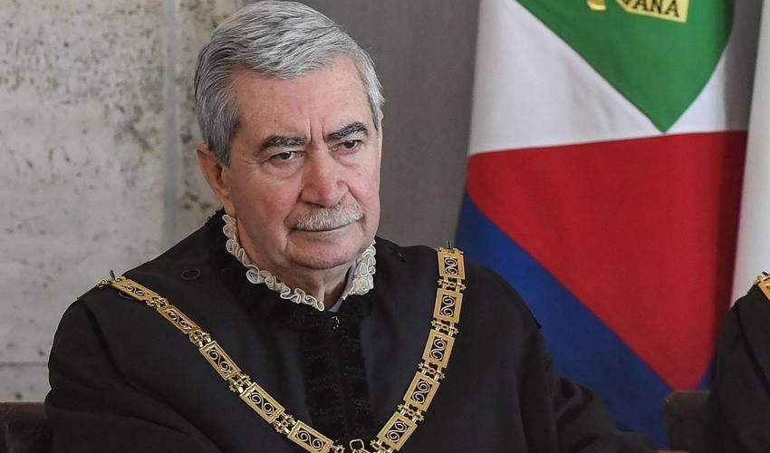 Corte Costituzionale: Mario Morelli eletto nuovo Presidente