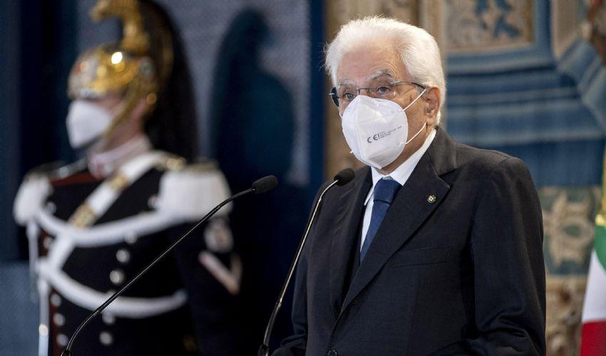 Covid, il presidente Mattarella in campo per cercare l'unità