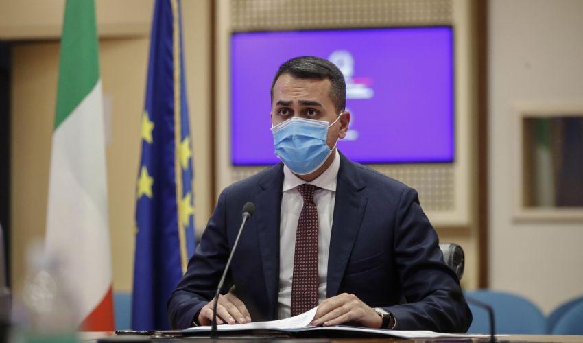 Di Maio, crisi di governo inspiegabile: ora Ristori 5, Recovery e G20