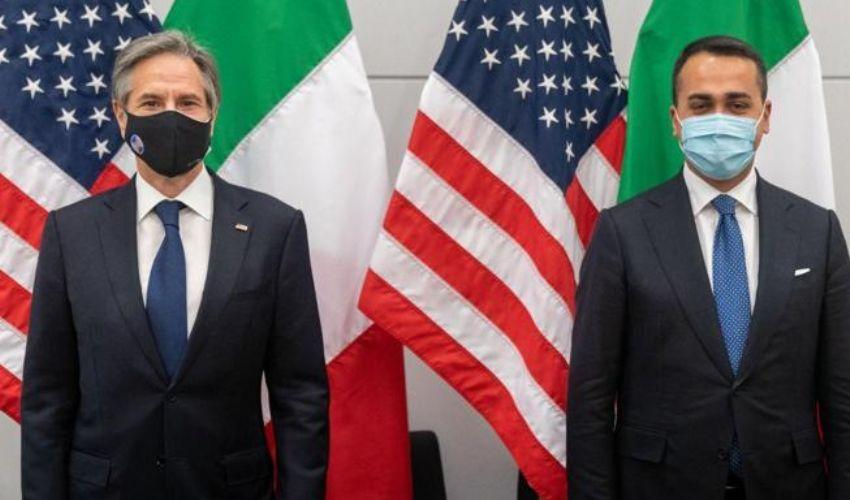 Ora Di Maio segue Draghi sulla via della collaborazione con gli Usa