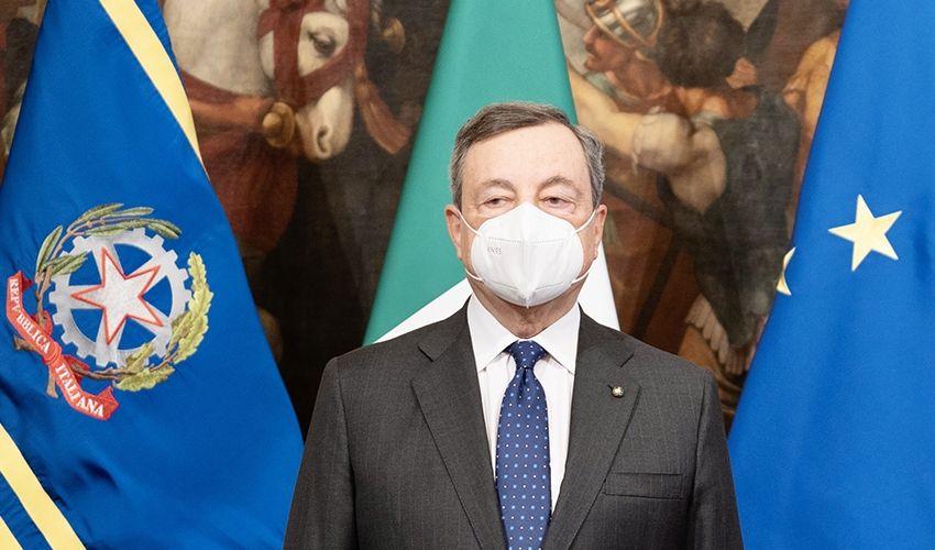 Dpcm 2 marzo 2021: arriva la firma di Draghi. Novità e conferme