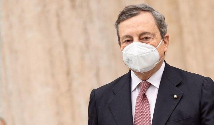 Conferenza stampa Draghi oggi: ore 15:30, diretta e streaming