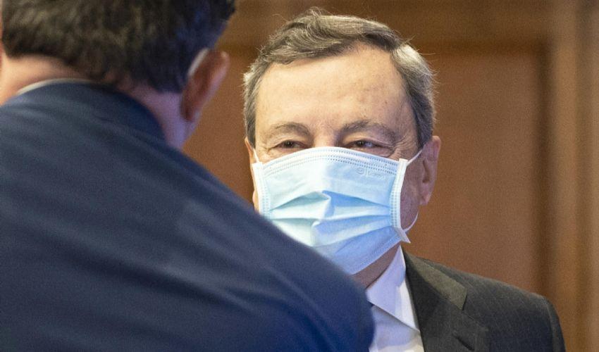"""Draghi: """"Rafforzare i sistemi sanitari. Dobbiamo prepararci al futuro"""""""