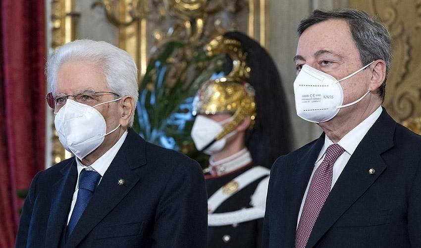 Festa della Donna, gli eventi al Quirinale di Mattarella e Draghi