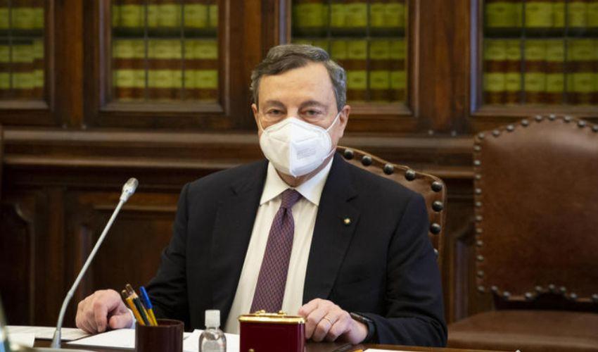 Governo Draghi, consultazioni da domani e al Colle forse mercoledì