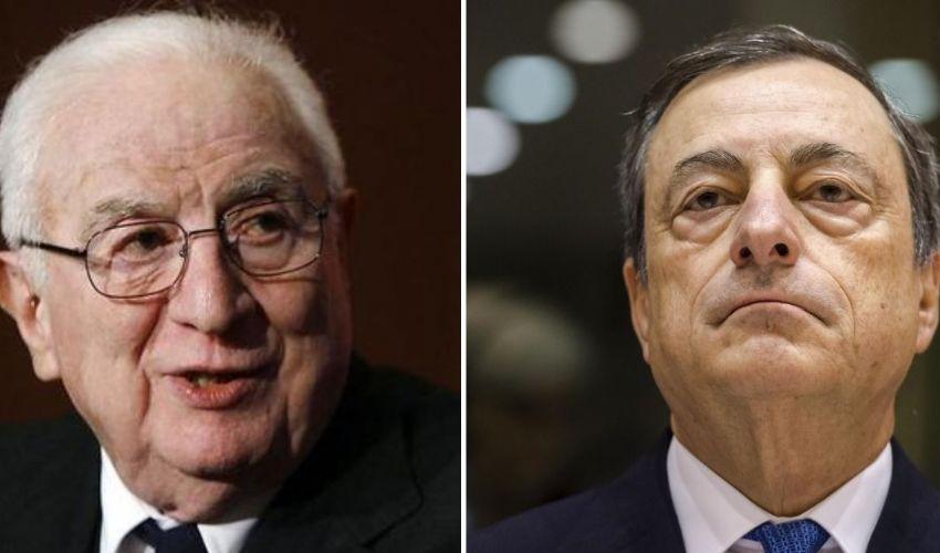 Quella incomprensione subito chiarita tra Cossiga e Mario Draghi