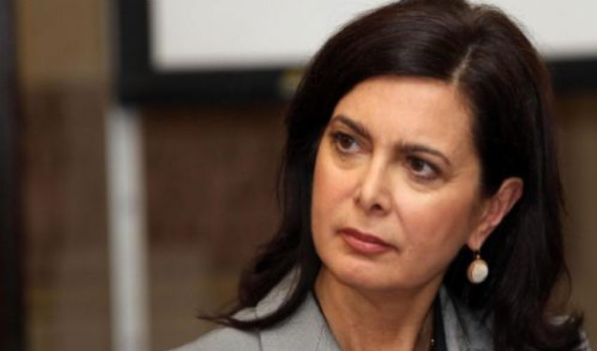 Laura Boldrini biografia 2018 curriculum presidente marito figli peso