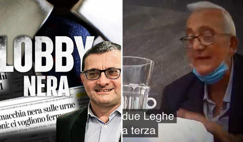 """Lobby nera, nella seconda puntata """"spunta"""" la Lega con Borghezio"""