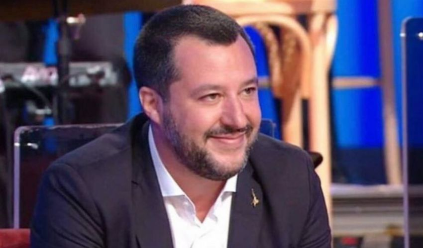 Matteo Salvini: età altezza figli, fidanzata Francesca Verdini, moglie