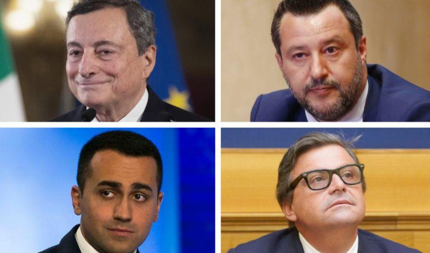 Maturità, i voti dei politici. Da Draghi a Di Maio: le pagelle