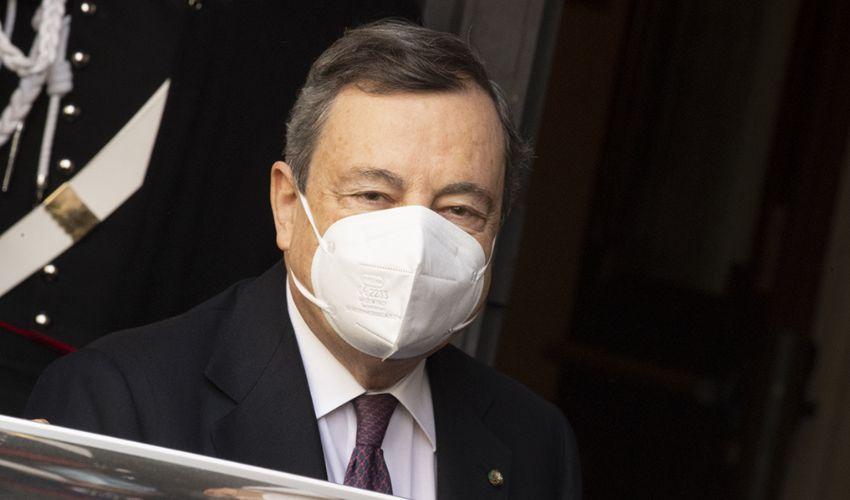 Nuovo decreto Draghi: da lunedì 17 maggio con coprifuoco alle 23