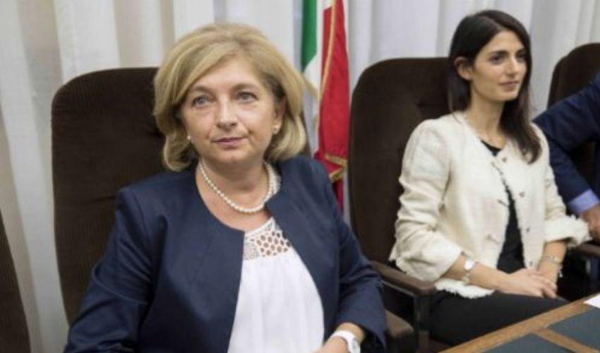 Paola Muraro biografia 2018 curriculum assessore Roma Raggi dimissioni