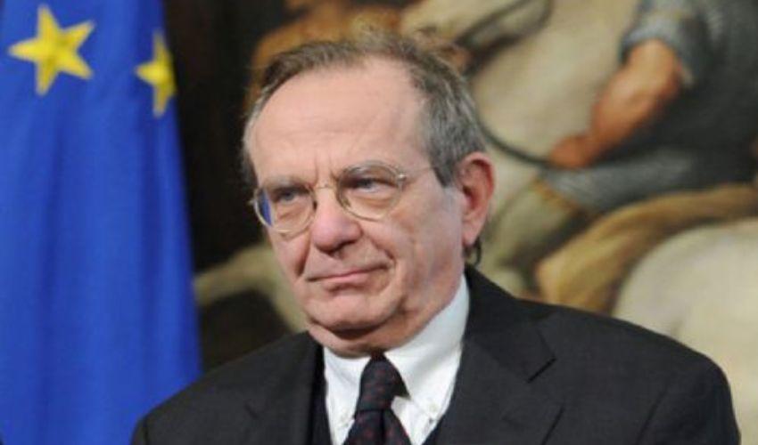 Pier Carlo Padoan biografia 2018 origini moglie cv Ministro Economia