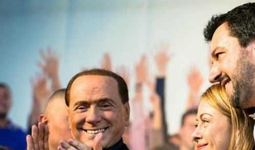 Programma Lega Nord, Forza Italia e Fratelli d'Italia elezioni 2018