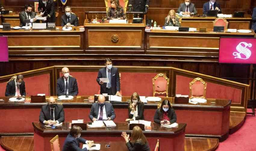 """Recovery Fund, il premier Conte: """"Linee guida pronte per Bruxelles"""""""