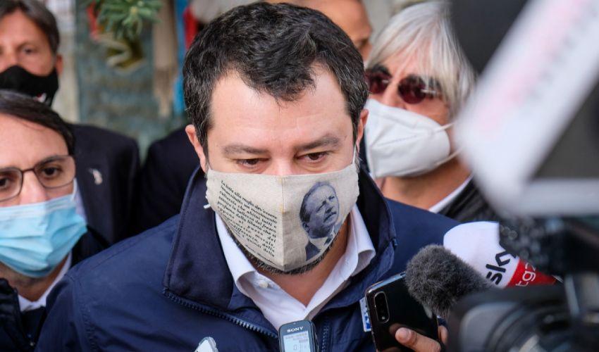 Salvini a Palermo per il processo Open Arms. Cosa rischia e perché