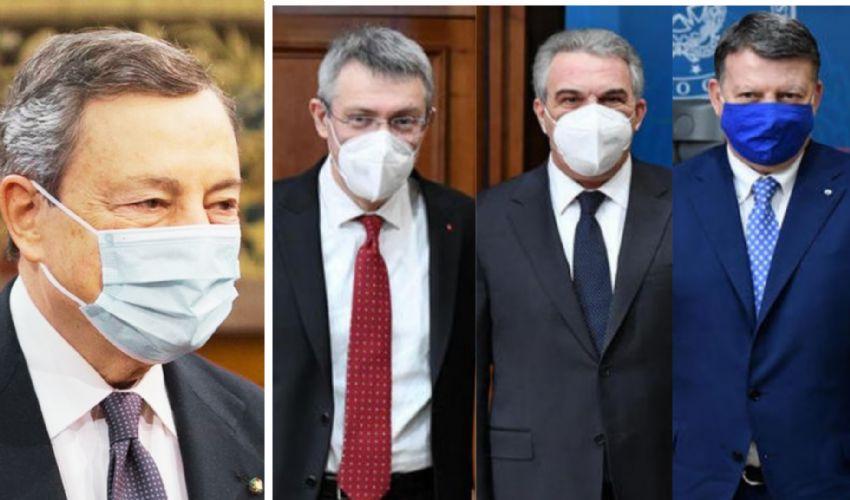 Sblocco licenziamenti, i sindacati da Draghi per sancire l'accordo