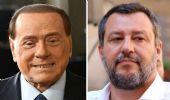 Berlusconi, Salvini e un piano per una Federazione di destra