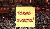 Politici italiani: chi sono i più assenteisti presenti produttivi