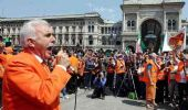 Gilet arancioni: chi sono, cosa chiedono e perché protestano in piazza