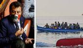 """Immigrazione, il premier Conte: """"Non tollereremo ingressi irregolari"""""""