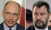 Salvini e Letta si parlano ma sul tavolo niente 'temi divisivi'