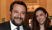 Matteo Salvini: Francesca Verdini, ex moglie ed ex fidanzata