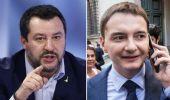 "Morisi, Salvini: ""Schifezza mediatica. Luca è una gran brava persona"""