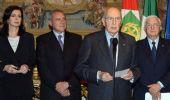 Napolitano bis: la prima volta nella storia della Repubblica italiana