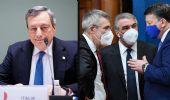 Pensioni, i sindacati sul piede di guerra oggi incontrano Draghi
