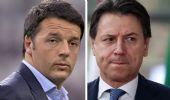 Conte aspetta segnali da Renzi e Renzi aspetta segnali da Conte