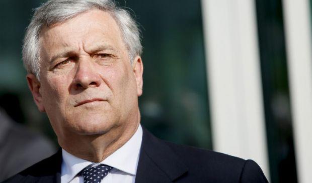 Antonio Tajani: età, chi è e biografia vicepresidente di Forza Italia