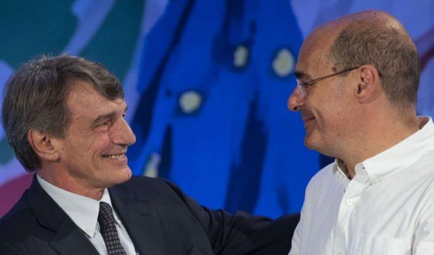 Le carte del Pd per Roma: rinviare le elezioni e convincere Sassoli