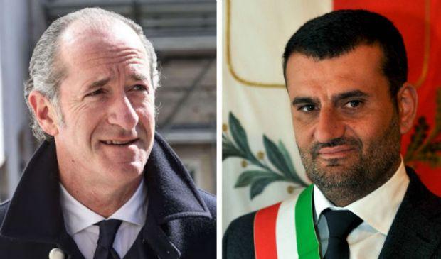 Sindaci e presidenti di Regione più amati 2021: vincono Zaia e Decaro