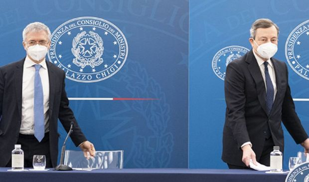 Conferenza stampa Draghi oggi: orario diretta e dove vederla streaming