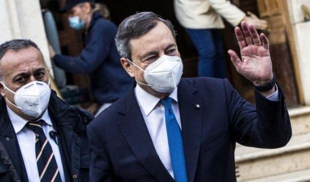 Consultazioni, governo Draghi: Salvini apre e Conte è grillino