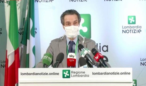 Coronavirus ultime notizie Lombardia Fontana: divieti almeno 10 giorni