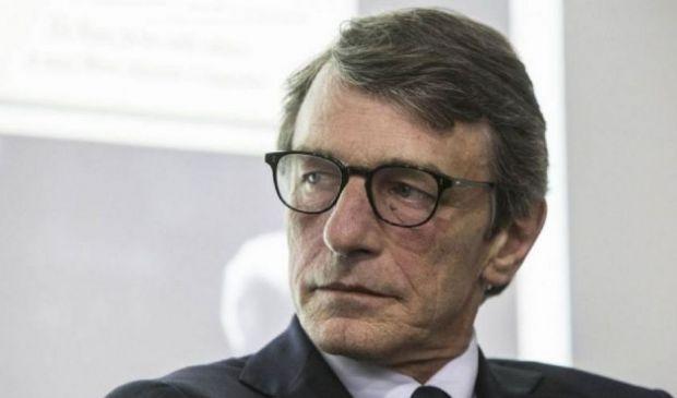 David Sassoli: moglie figli età biografia Presidente Parlamento Ue