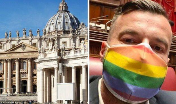 """Ddl Zan, il Vaticano all'Italia: """"Modificarlo, viola il Concordato"""""""