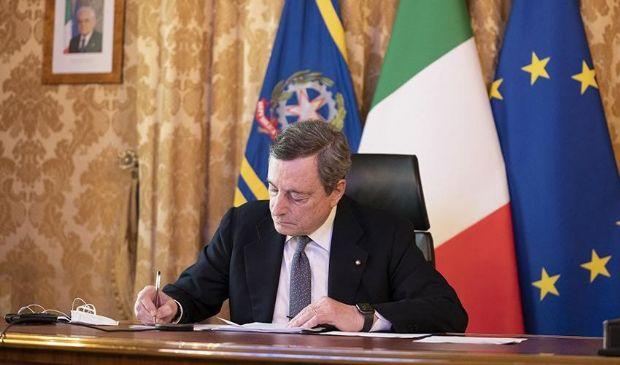 Draghi ai candidati sindaci: il Governo candiderà Roma per Expo 2030