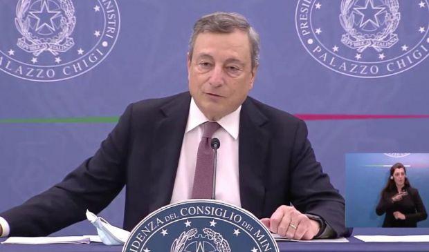 Draghi, la ripresa e la domanda sul Colle che continua a non piacergli