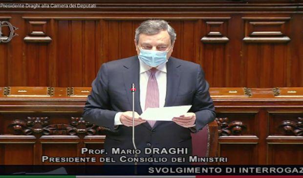 Su migranti e coprifuoco Draghi non cede alle pressioni della Lega